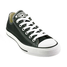 Converse - Chuck Taylor All Star Low Leather - Black/White