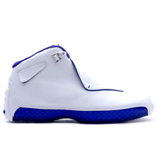 NIKE Air Jordan 18 Retro LIMITED EDITION Basketball Sneaker white AA2494 106 WOW