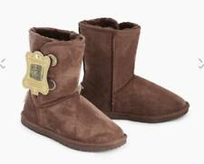 Ugg Originals Sheepskin Boots Short Mid Half Length Ladies Mens with Buttons