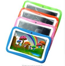 Kids Tablet PC 7 Inch Android Tablet 8GB 1024x600 Screen Children Games Gift ,,