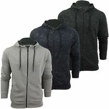Mens Zip Up Hoodie Jumper by Dissident