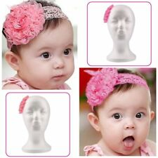 Girl Baby Toddler Lace Flower Headband Hair Band Accessories Headwear NP