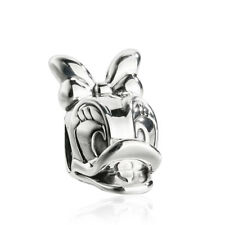 authentic Sterling Silver Disney Portrait Charm beads Spring Diy Jewelry Making