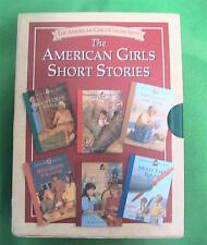 American Girl Short Stories Mini Book Collection 6 Books