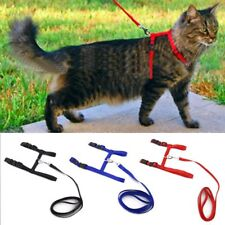 Pet Harness Dog Leash Collar Cat Strap And Puppy Adjustable