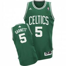 Boston Celtics KEVIN GARNETT Swingman Jersey XL SEWN NWT NEW Adidas Green