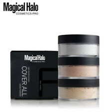 Powder Face Loose Fixed Foundation Powder Translucent Smooth Makeup Cosmetic