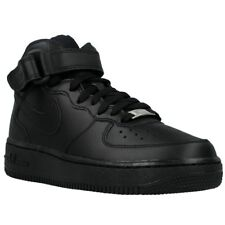 Nike Air Force 1 Mid GS 314195004 black over-the-ankle