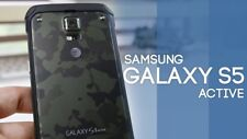 New in Box Samsung Galaxy S5 Active G870A - 16GB Unlocked Smartphone