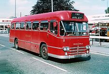 BMMO Midland Red Buses, eight different Sets of 6x4 ins colour print photos