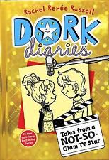 Dork Diaries 7: Tales from a Not-So-Glam TV Star-ExLibrary