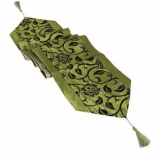 New Design Flower Printed Table Cloth Runner for Party Wedding Decoration
