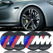 4x56mm65mm Car Rim Wheel Center Hub caps Resin Badge wheel Decal Sticker for bmw