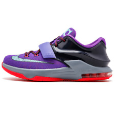 Nike Air Zoom KD Kevin Durant KD VII 7 Indoor Sport Shoes purple 669942 500 WOW
