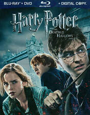 Harry Potter and the Deathly Hallows: Part I (Blu-ray/DVD, 2011, 2-Disc Set)