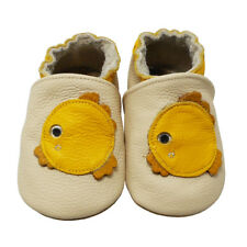 Yalion Baby Shoes Toddler Infant Slipper Soft Leather Sole First Walker Moccasin