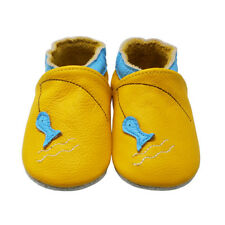 Yalion Yalion Baby Soft Sole Leather Shoes Infant Toddler Moccasin