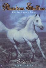 Untamed (Phantom Stallion)-ExLibrary