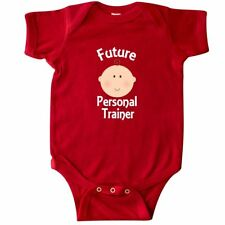 Inktastic Future Personal Trainer Occupation Gift Infant Creeper Training Job
