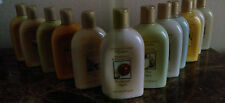 VICTORIAS SECRET GARDEN SILKENING BODY LOTION VARIOUS SCENTS - MOSTLY DISC