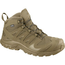 Salomon XA Forces Mid GTX Coyote Brown Gore-Tex Special Forces Boot