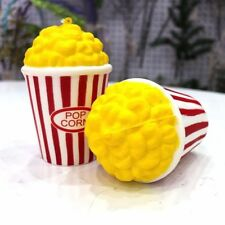 11cm Kawaii Popcorn Antistress Squishy Jumbo Soft Slow Rising Squeeze Funny Toy