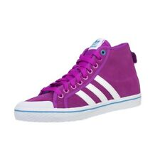 Adidas Honey Stripes Mid W Q23315 blue over-the-ankle