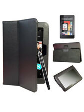 """Executive PU Leather Flip Stand eReader Case Cover for Amazon Kindle Fire 7"""""""