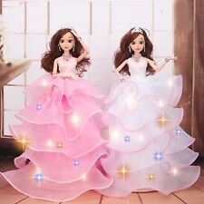 Smart Princess Girl Wedding Lol Dolls For Girls Reborn Dolls Dancing Doll Set