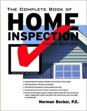 The Complete Book of Home Inspection-ExLibrary