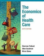 Economics of Health and Health Care, The (6th Edition)-ExLibrary