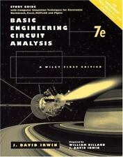 Basic Engineering Circuit Analysis, Study Guide-ExLibrary