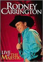 Rodney Carrington Live at the Majestic (DVD Fast Shipping