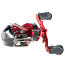 11+1BB Left/Right Hand Fishing Reel 6:3:1 Ice Bait Casting Fishing Reels Sleek