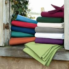 """1000 TC Water Bed Sheet Set Egyptian Cotton King/Cal-King All Color Available""""."""