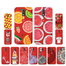 Soft TPU Silicone Case For Motorola Moto G4 Plus Phone Back Covers Skins Clear