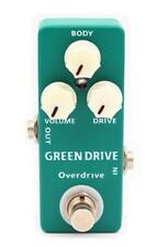 Musical Instruments MOSKY GREEN DRIVE Pedal Guitar Effect Pedal And True Bypass