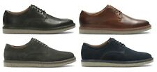 MENS CLARKS ADULTS - BONNINGTON LACE FORMAL/DRESS/WORK/CASUAL/LEATHER SHOES