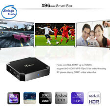 X96 mini Android 7.1 TV BOX 2GB 16GB Smart TV Box Amlogic S905W Quad Core