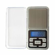 Digital Pocket Scale Jewelry X Gram Gold 1g Weight Silver 500g Coin Herb Balance