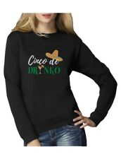 Cinco De Drinko - Cinco De Mayo Drinking Party Women Sweatshirt Gift Idea