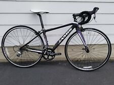 Jamis Xenith Endura Sport Carbon Road Bicycle Gray Purple
