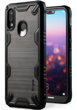 For Huawei P20 Lite, Ringke [Onyx-X] Heavy Duty Protective Rugged TPU Case Cover