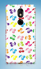 CUTE RAINBOW CHERRY FRUIT PATTERN HARD CASE COVER FOR NOKIA LUMIA 530 730