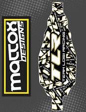 TWO skins- TLR bomb- 1:10 12MIL INDOOR Chassis Skins- OR TWO 18MIL OUTDOOR skin