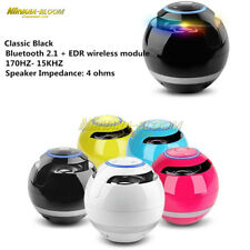 Portable Wireless Super Bass Stereo Bluetooth Speaker for Tablet PC Smartphone