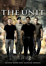 The Unit - Season 2 (DVD, 2009, 6-Disc Set)
