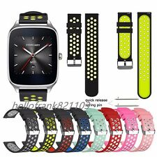 Sport Silicone Wristwatch Band Strap for ASUS Zenwatch 2 Bracelet Replacement