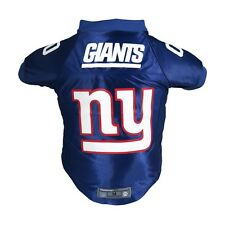 New York Giants NFL Little Earth Production Dog Pet Premium Jersey 6 Sizes