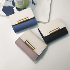 Fashion Women Wallet Coin Purse Female Short Wallet Card Holder Checkbook Bag